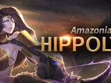 New Mercenary: Amazonian Queen Hippolyte