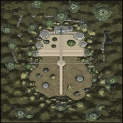 Karte-Meerespalast-Meerespalast-Haupttor