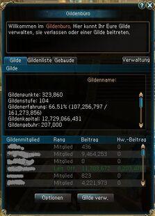 Gildenbüro-Haupt