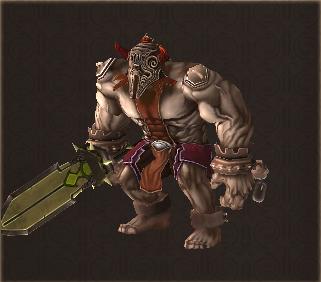 Slave-gladiator