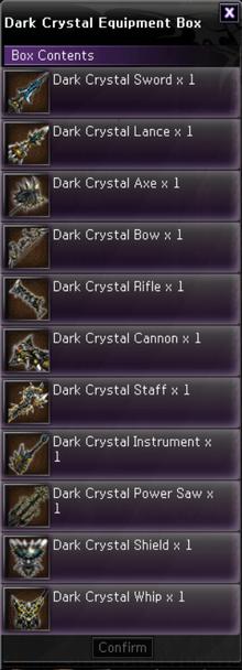 Dark-crystal-equipment-box-content