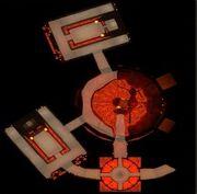 Karte-Kretisches Labyrinth-Labyrinth 3E