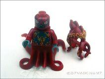 Squid Warrior 3