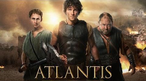 Atlantis Trailer auf Englisch Staffel 2