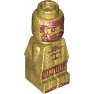 Golden King Microfigure