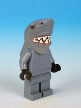 Shark Warrior Prototype