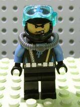 Aqua Raiders Diver 2
