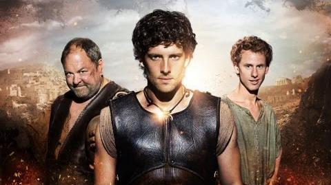 Atlantis Trailer auf Englisch Staffel 1