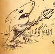 TSJOAR Shark Warrior