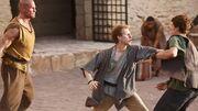 Pythagoras Arcas fight