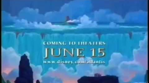 Atlantis The Lost Empire (2001) Official Theatrical Trailer