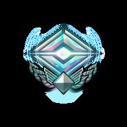 Ranked Diamond-Emblem