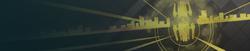 Golden Skyline-Background