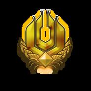 Ranked Gold-Emblem