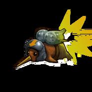 Rocket Kiwi-Emblem