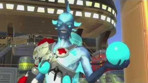 Dr. Finn - Bubble Trouble - Taunt Atlas Reactor