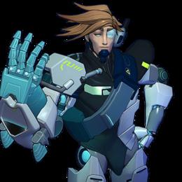 Vonn-Game Portrait