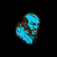 Looking Blue-Emblem