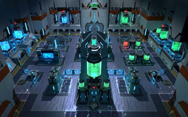 Maps-EvoS Labs