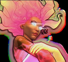 Aurora-Game Portrait