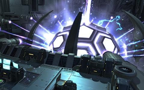 Maps-Omni Reactor Core