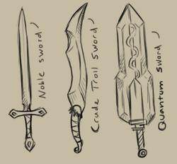 Sword Concepts