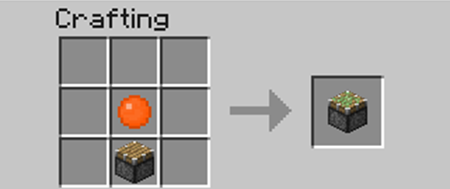 how to make a sticky piston in minecraft 1.8