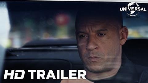 Rápidos y Furiosos 8. Trailer 2 en español (Universal Pictures México) HD