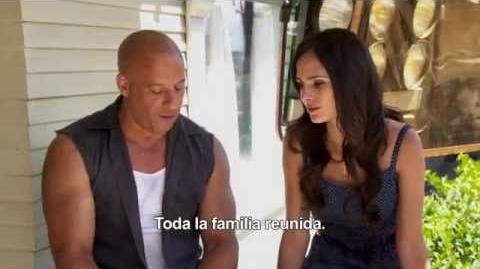FAST & FURIOUS 7 - La casa de los Toretto