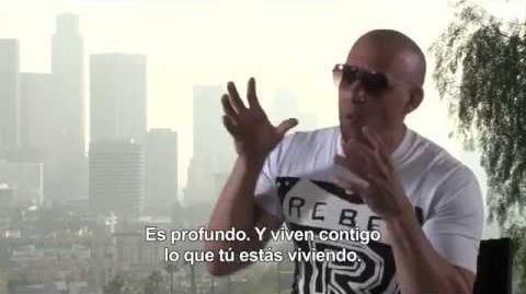 FAST & FURIOUS 7 - Entrevista a Vin Diesel