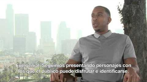 FAST & FURIOUS 7 - Entrevista a Chris Bridges 'Ludacris'