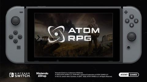 ATOM RPG - Анонс на Nintendo Switch