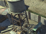 Починка водонапорной башни