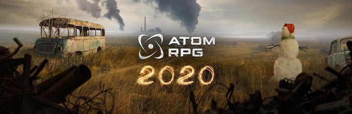 Atom Team New Year 1