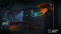 SP Wallpapers Bunker Vault