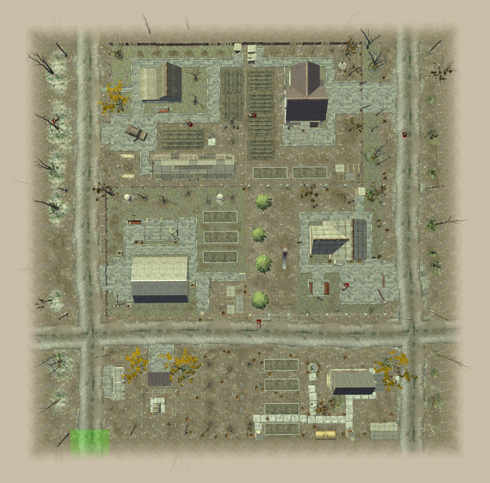 KB map