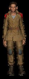 Female6 ranger