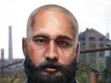 Бородатый охранник