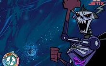 Skeleton king in a.t.o