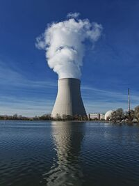 Nuclear power plant Isar 2