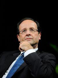 François Hollande Journées de Nantes