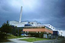 Kalkar nuclear reactor (1980)