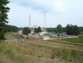 Rheinsberg nuclear plant