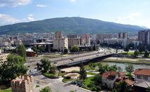 Skopje - Goce Delčev Bridge