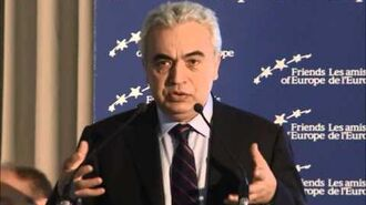 Fatih Birol, Chief Economist at IEA, talks about nuclear energy