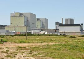 Dungeness power station 1