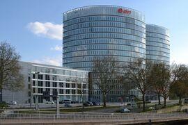 EON-Ruhrgas-Zentrale Essen