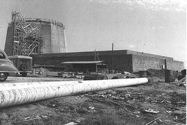 Soreq Nuclear Reactor 1960