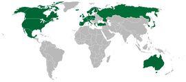 Map of NEA