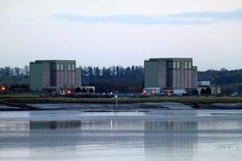 Berkeley nuclear power station February 2014